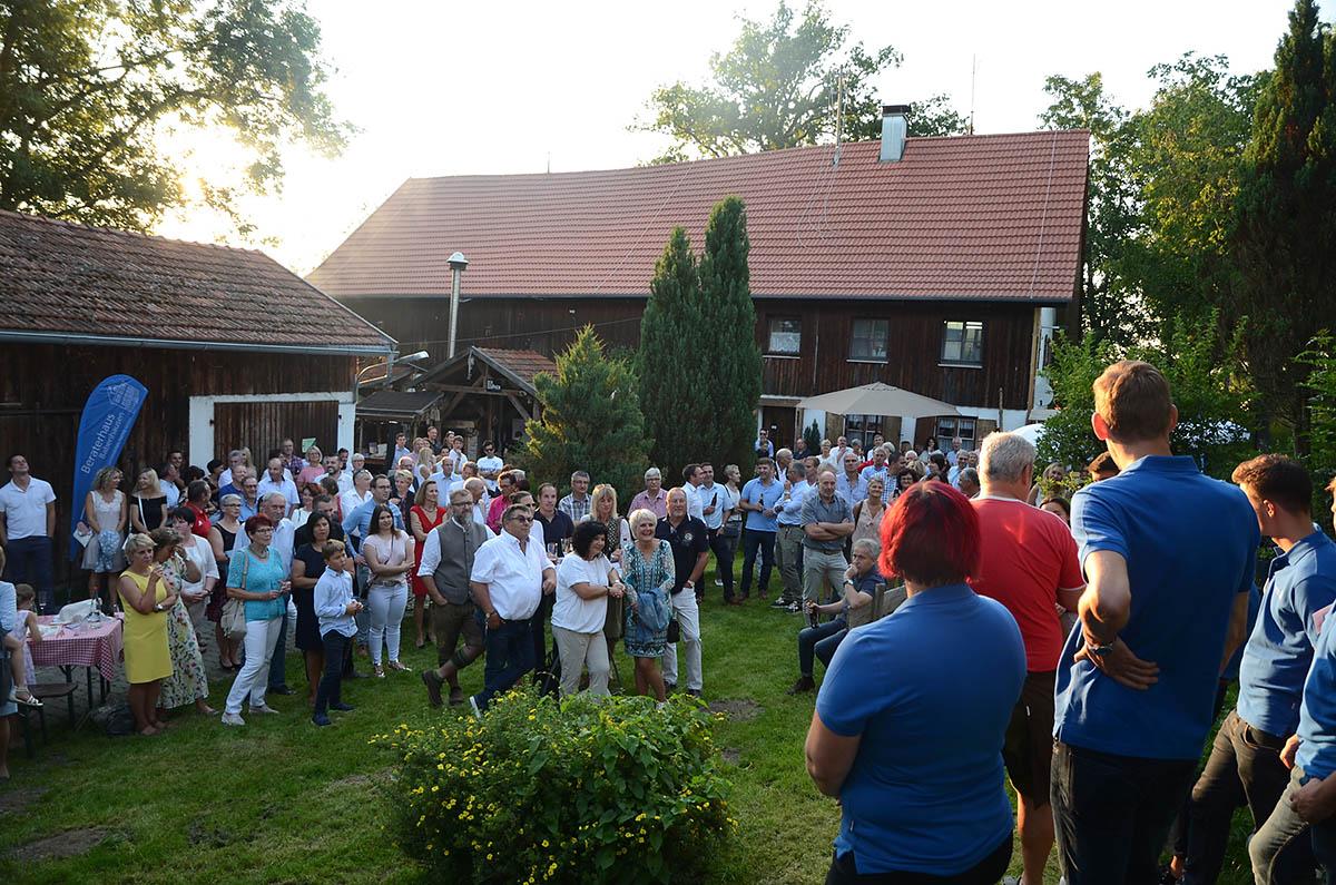 Kundenevent Beraterhaus Babenhausen