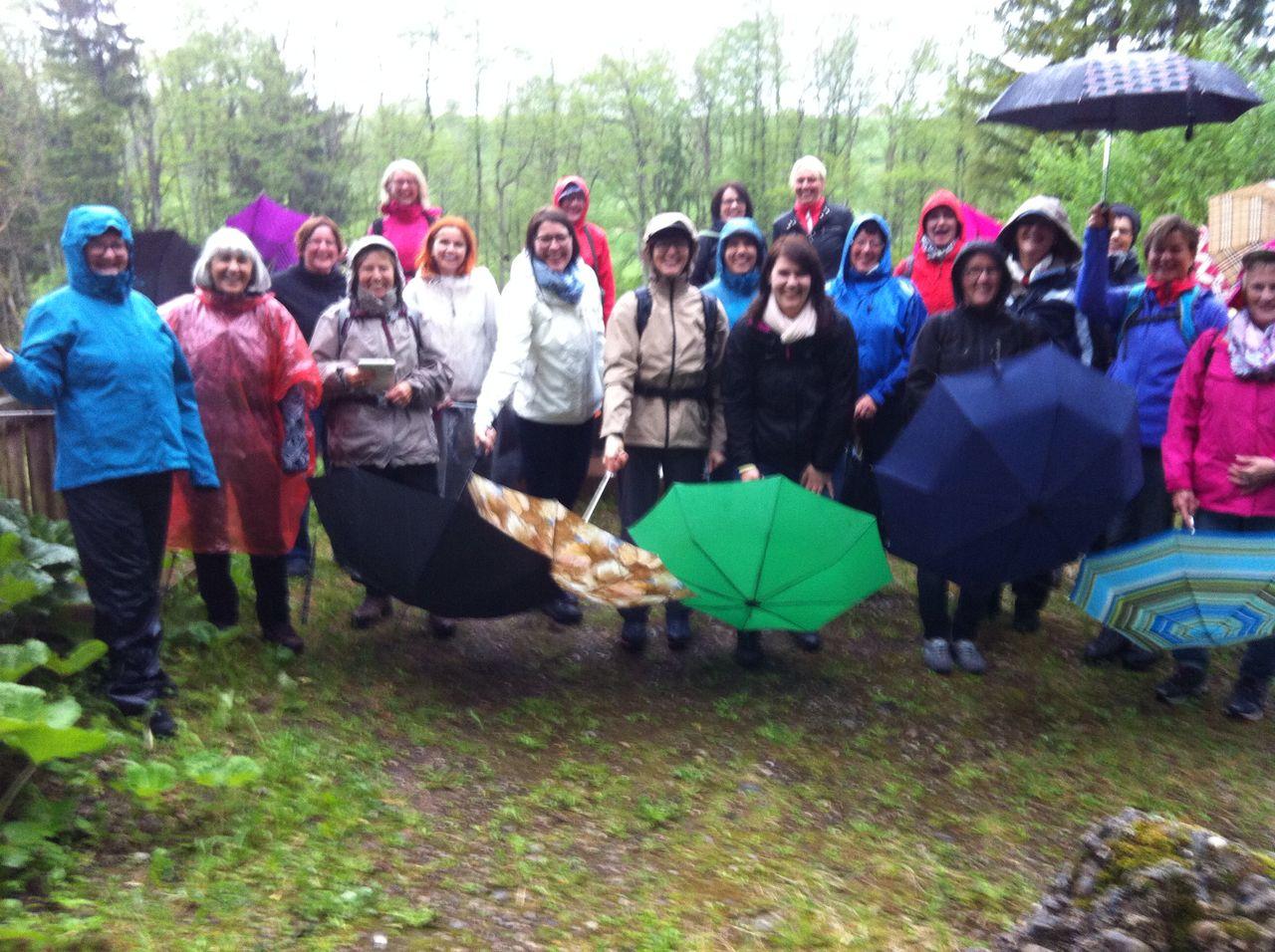 Frauenevent Regen