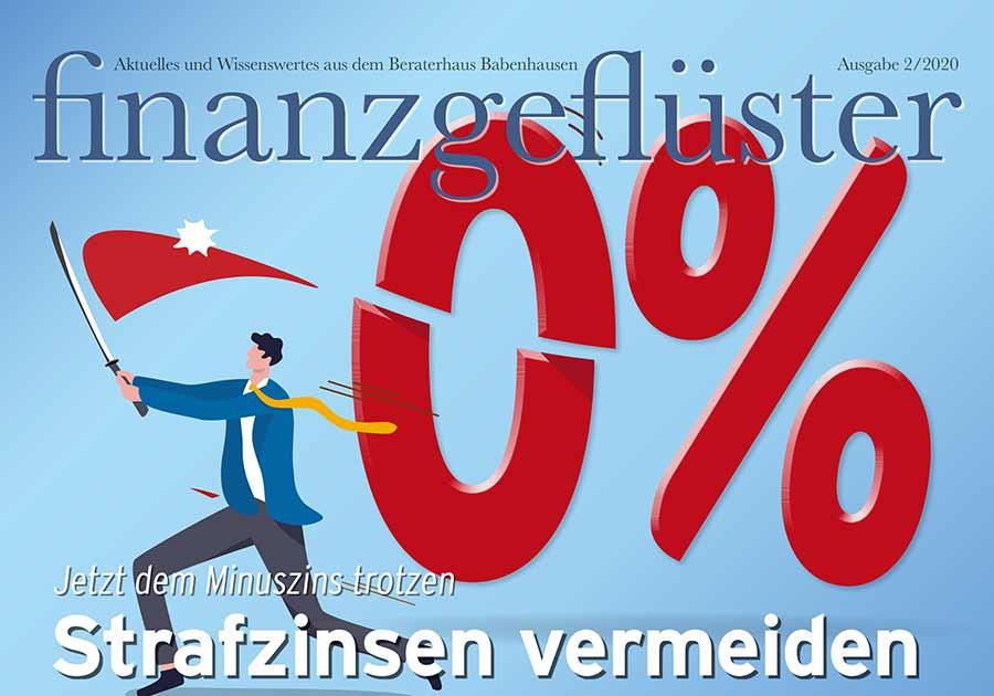 Finanzgeflüster 2/2020